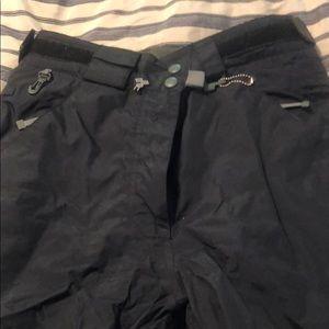 Pants - Women's Snowboard pants, size M, runs a bit small